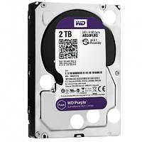 Жесткий диск для видеонаблюдения WD Purple 2 Тб