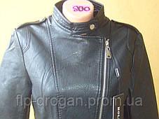 Куртка косуха женская кожзам Holdluck! модная s-2xl! в наличии! новая!, фото 3