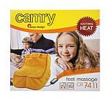 Электрогрелка для ног Camry CR 7411 , фото 5