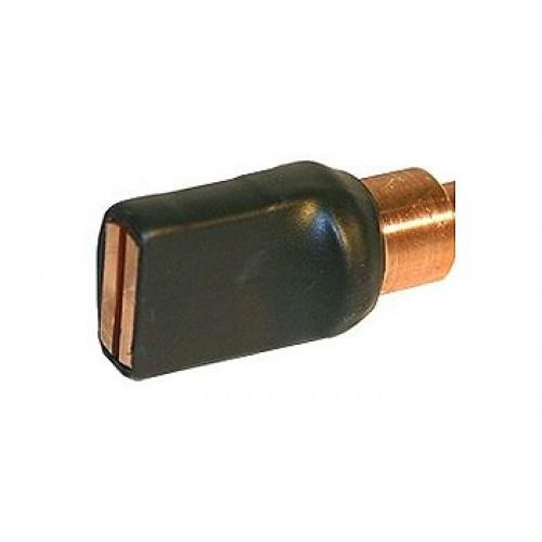 Электрод для прямых и скрученных колец RedHotDot