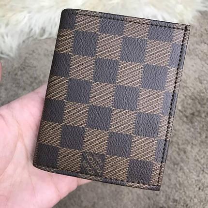 Wallet Louis Vuitton Florin Damier Ebene, фото 2