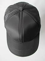 Бейсболка мужская черного цвета., фото 1