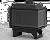 Каминная топка KFD ECO iLUX 90+R (12kw)