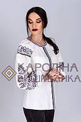 Заготовка жіночої блузки  ( молочна бохо) БЖд-002