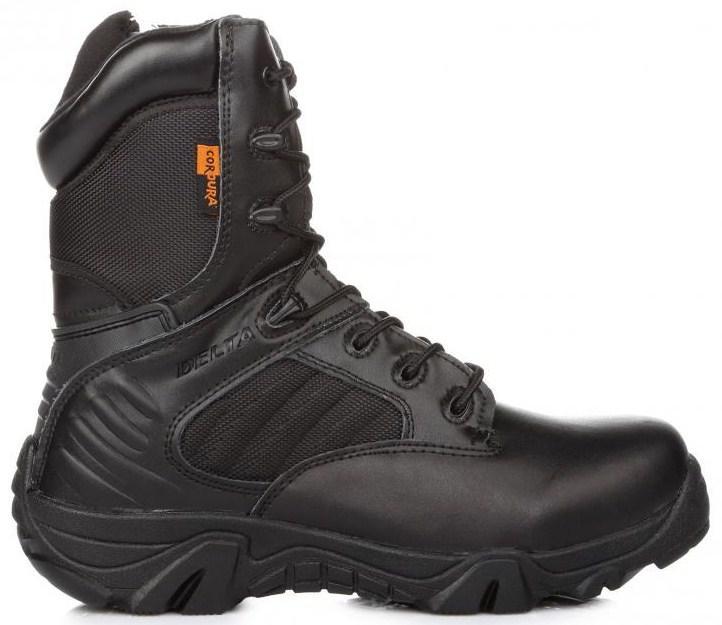 430202ca8 DELTA Army Classic 9 Inch Black   Ботинки Армейские Мужские Черные ...