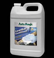Auto Magic № 58 QT- Leather Conditioner, кондиционер для кожи 0,946