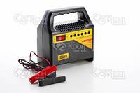 Зарядное устройство для авто 4А, 6-12В, до 60Ah (подходит на свинцово-кислотные АКБ) (светодиодный индикатор)