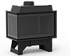 Каминная топка KFD ECO iLUX 90+L (12kw)