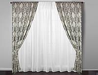 Готовые шторы для классического интерьера
