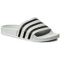 Сланцы adidas - adilette 280648 White/None/White