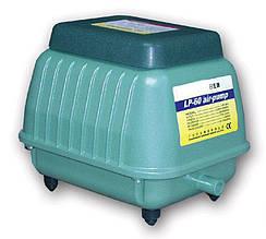 Resun LP-60 Компрессор (аэратор) для пруда, водоема, септика, УЗВ