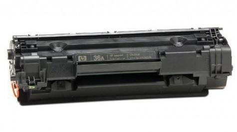 Картридж оригинальный HP 36A (CB436A) для HP LJ P1505 / M1120 / M1522 восстановленный
