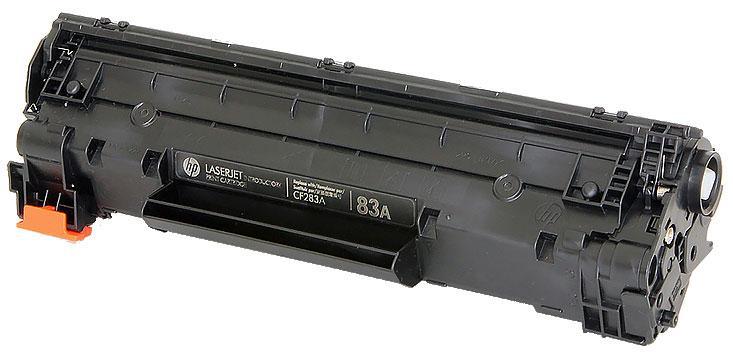 Картридж оригинальный HP 83A (CF283A) для HP для M125 / M127 / M201 / M225