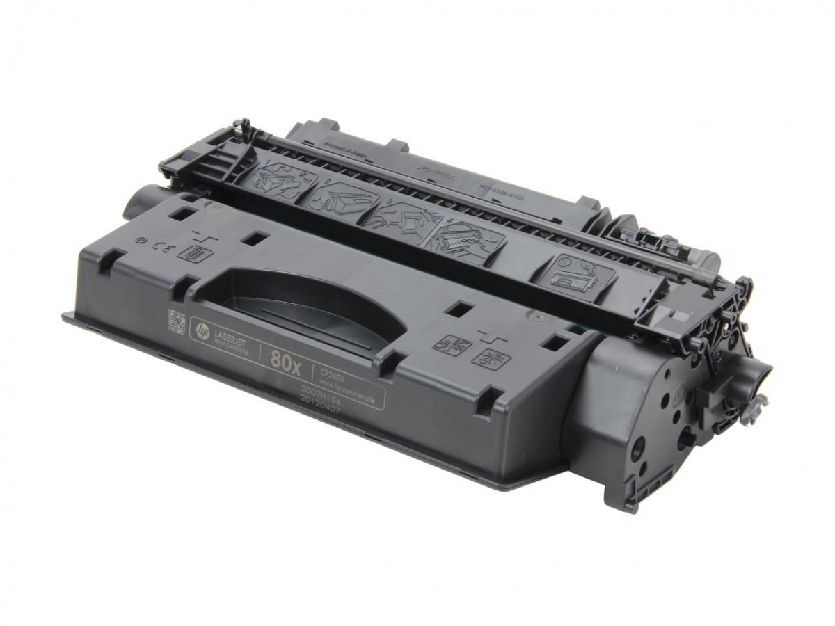 Картридж оригинальный HP 80X (CF280X) для HP M401 / M425 восстановленный