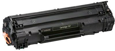 Картридж оригинальный Canon 737 black для MF232 / MF237 / MF244 / MF247 / MF249 восстановленный