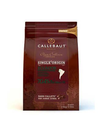 Моносортовий шоколад Origine Callebaut Ecuador / Каллебаут Еквадор, 2,5 кг, фото 2