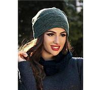 Модна жіноча шапка, фото 1