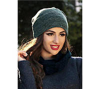 Модная женская шапка
