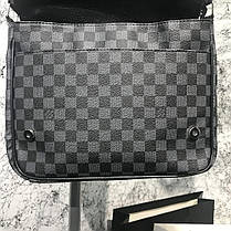Messenger Louis Vuitton District MM Damier Graphite, фото 3