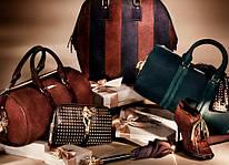 Новая линия женских сумок