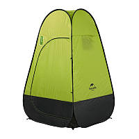 Самораскладывающаяся палатка душ, кабинка, туалет походный NatureHike Utility Tent 210T polyester NH17Z002-P