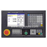 SZGH-CNC990TDb-3 3 оси токарный станок с ЧПУ контроллер с ПЛК функции и 40 * 24IOs