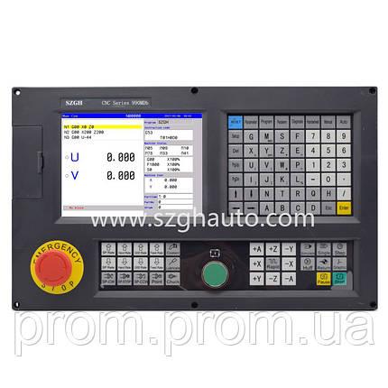 Контроллер 2 осевой токарный станок с ЧПУ (CNC) контроллер с ПЛК функцииями, фото 2