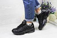 Кроссовки Nike Air Max 95 (черные) кроссовки найк nike