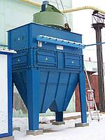 Вентиляционная установка. Фильтр - пылесборник