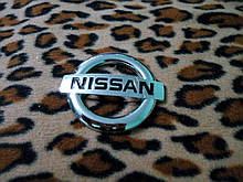 Эмблема NISSAN 80х70 мм