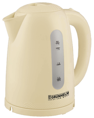 Электрочайник Grunhelm EKP-2217C (бежевый)
