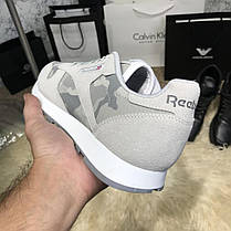Reebok Classic Camo/Gray, фото 2