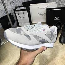Reebok Classic Camo/Gray, фото 3