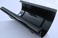 Водосточная система. Соединитель для желоба Bryza 125 мм  ( цвет Графит )