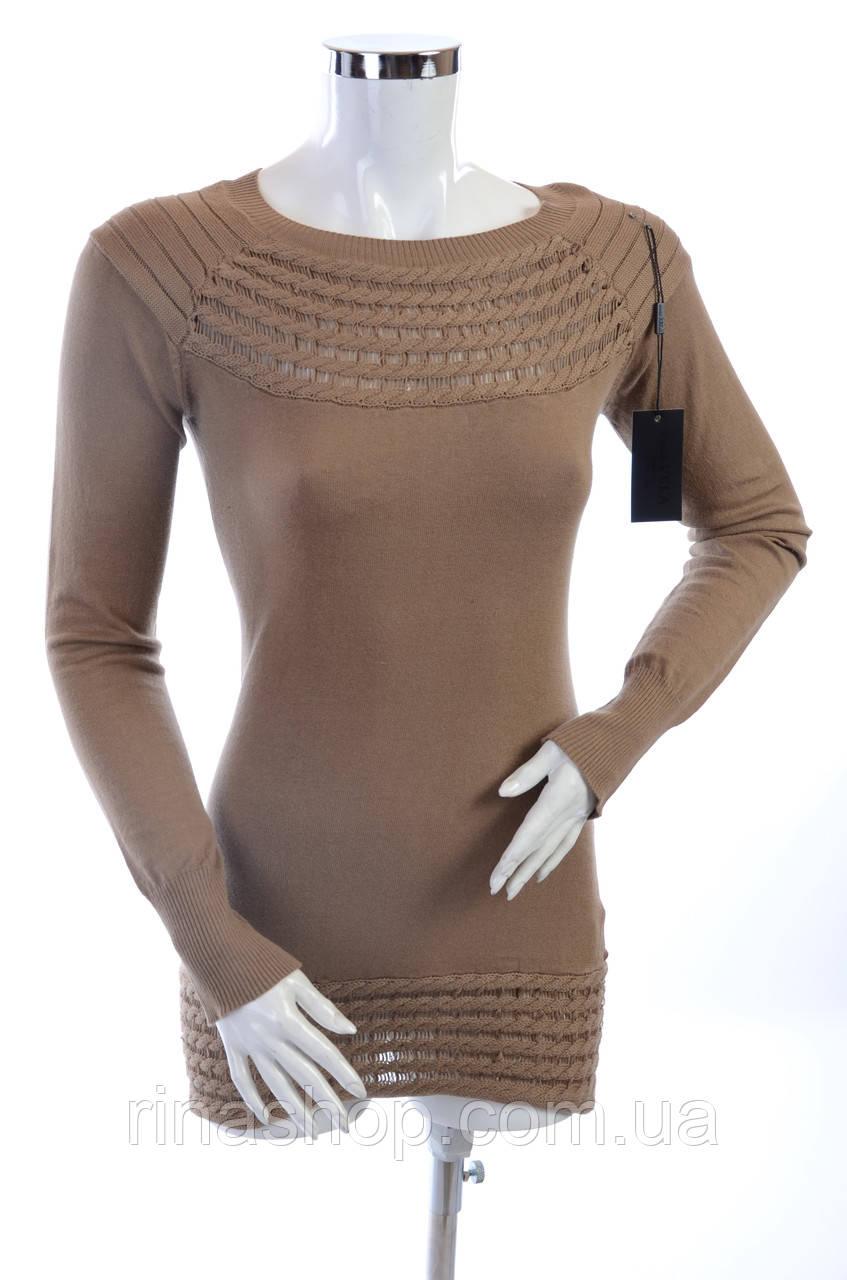 Женская кофта с вырезом 00840