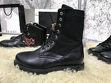 Boots US Army Belleville F650 Black, фото 3