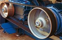 Ремень конечный плоский, на основе БКНЛ-65 без обкладки или ТК-200, приводной резинотканевый ГОСТ 23831-79