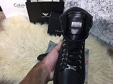 Philipp Plein High Top Pie Black, фото 2
