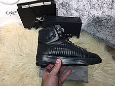Philipp Plein High Top Pie Black, фото 3