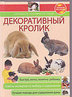 Декоративный кролик Наглядное пособие по уходу