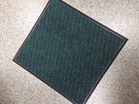 Грязезащитный коврик зеленый 565х525 мм