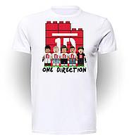 Футболка GeekLand Ван Дирекшен One Direction Lego One Direction OD.01.003