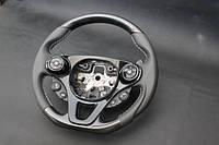 Руль Mercedes Benz Smart W453 с карбоновыми вставками
