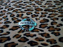 Эмблема NISSAN  70х62 мм