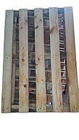 Поддон деревянный, новый,1200*800, 700кг, настил - 5 досок