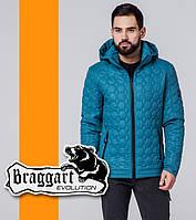 Мужская ветровка Braggart Evolution - 1272 бирюза