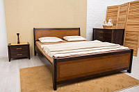 Кровать Сити с интарсией, фото 1
