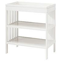 IKEA GULLIVER Пеленальный стол, белый  (203.070.37)