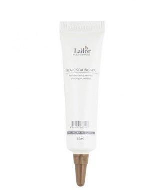 Очищение кожи головы в ампулах LADOR Scalp Scaling Spa Ample - 15 мл