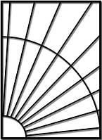 Решетки для окон из металла | Оконные решетки по цене от производителя